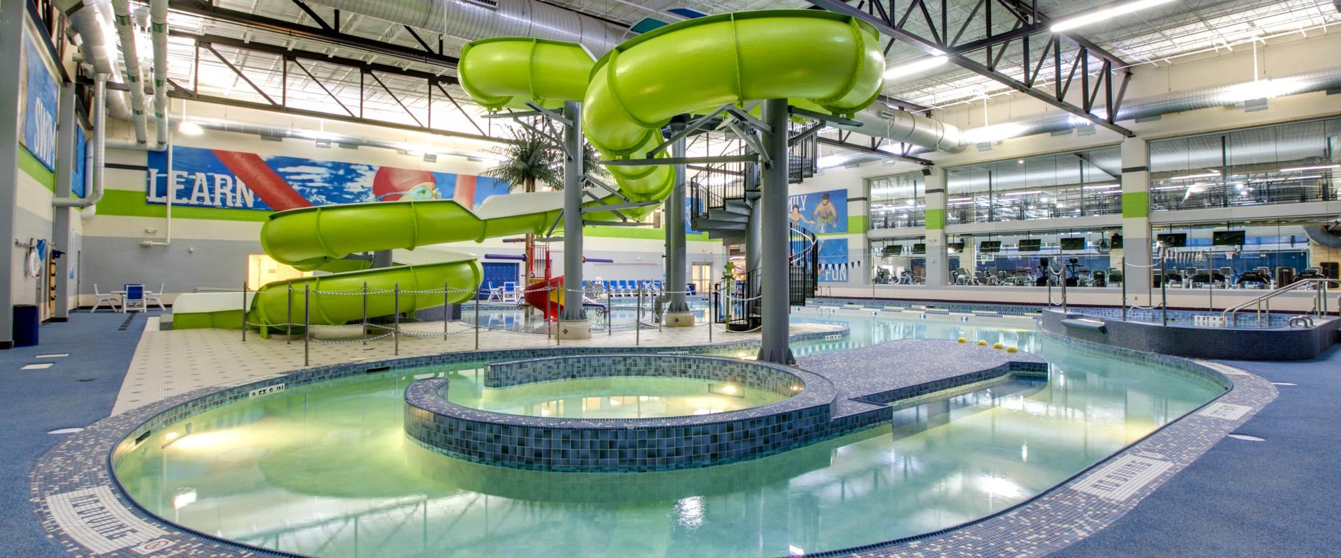 Indoor pool keller  Aquatics | Keller Pointe