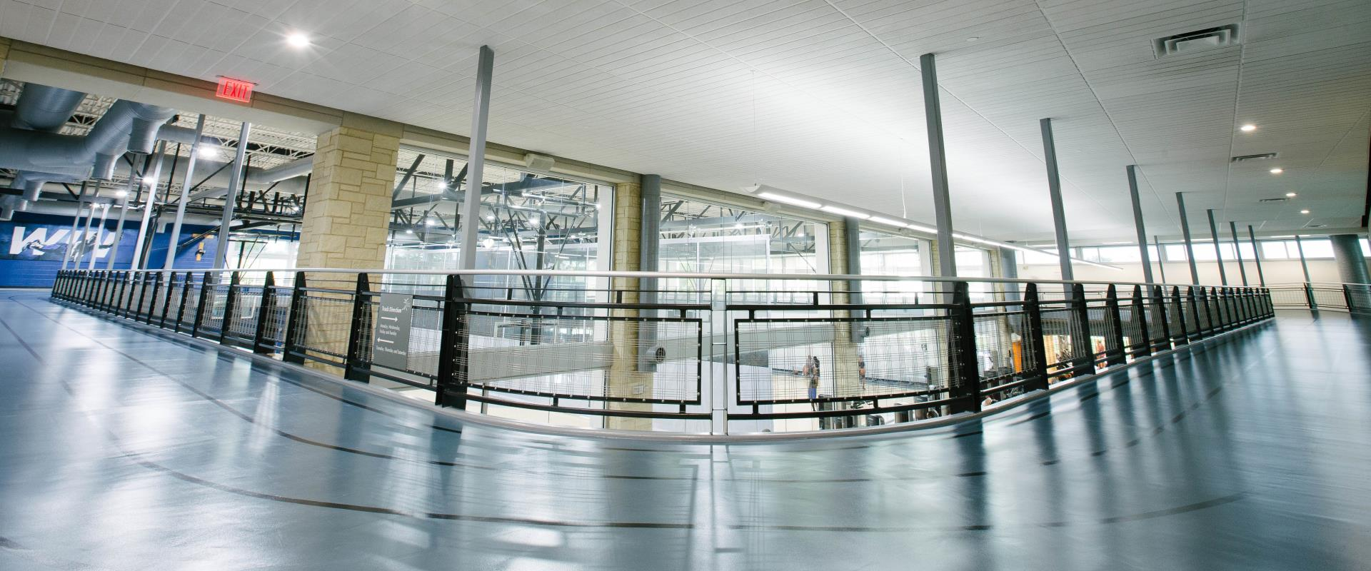 Indoor Track Gym