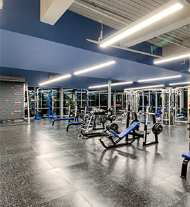 Weight lifting Gym Keller