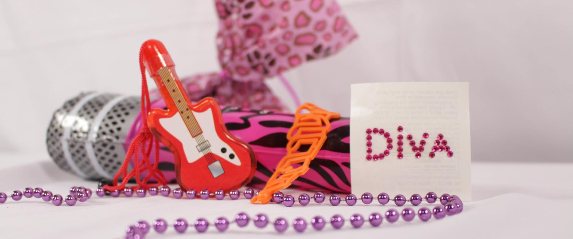 diva party decor