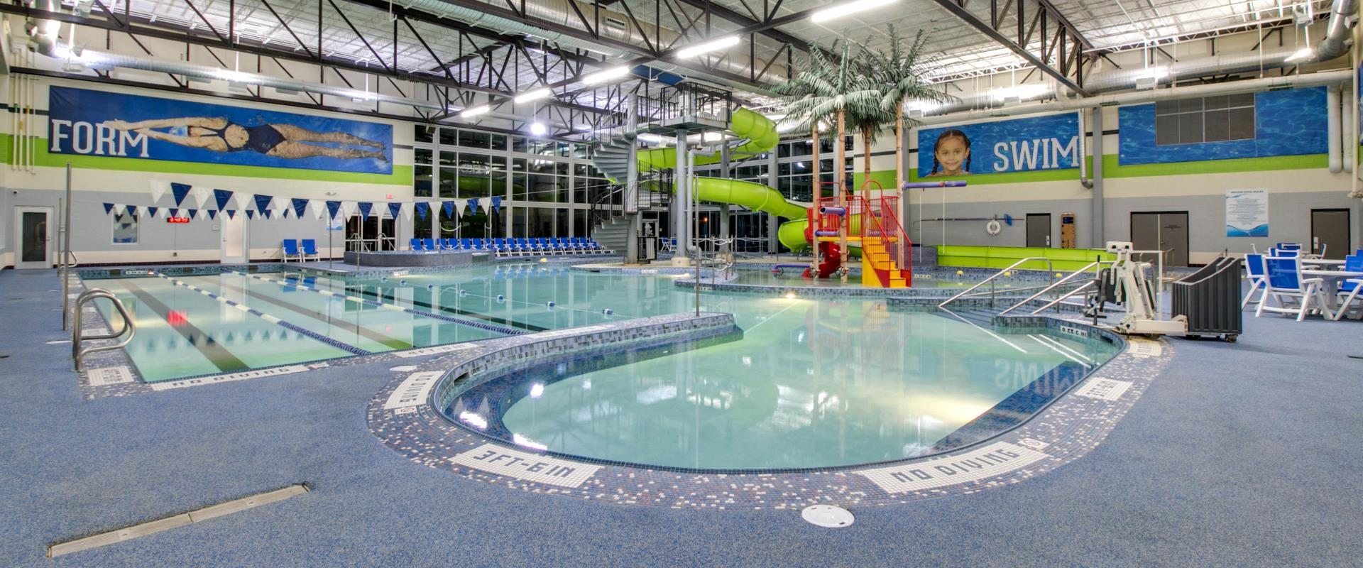 Indoor Pool Gym