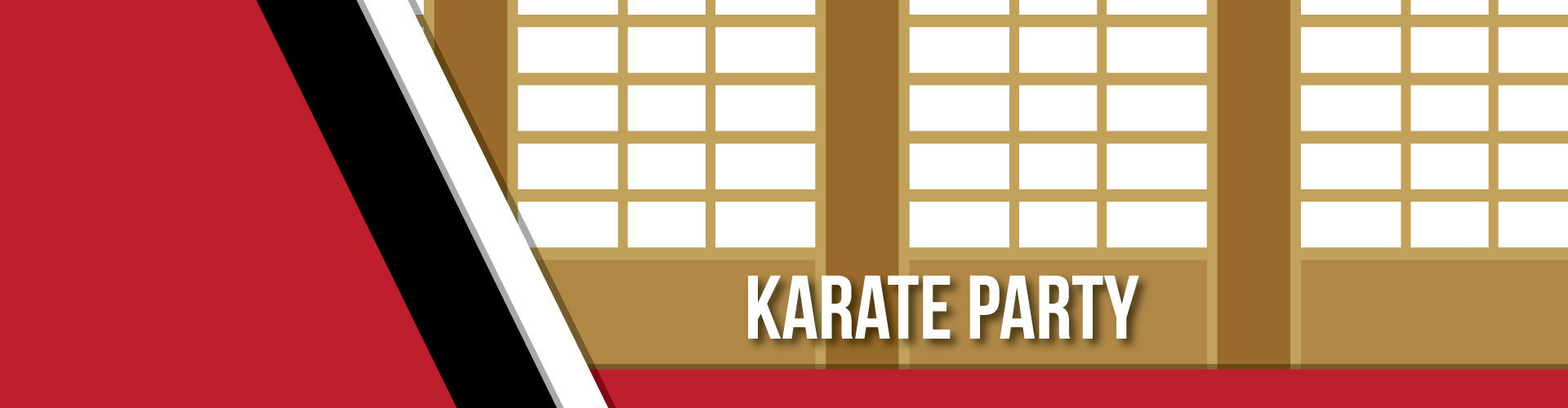 Karate-Party